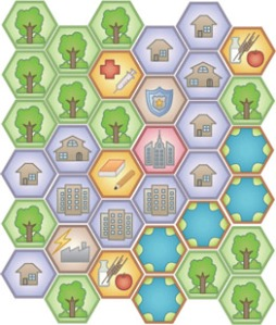 hex-map