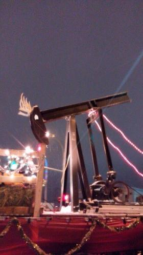 pumpjack reindeer