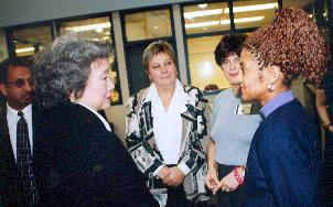 Adrienne Clarkson and me