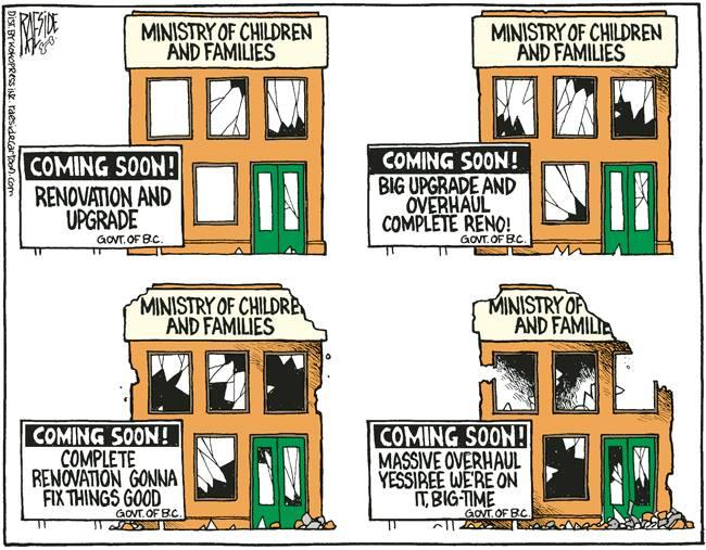 broken ministry cartoon